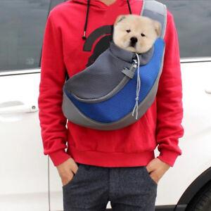 Cute Pet Dog Cat Puppy Outdoor Carrier Comfort Travel Tote Shoulder Sling Bag 1X