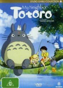 My Neighbor Totoro DVD (PAL, 2006) FREE POST