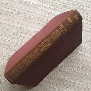 Silas Marner By George Eliot - Vintage Collins Clear-Type Press Hardback