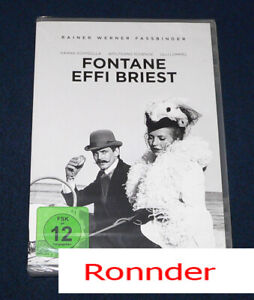 Fontane Effi Briest DVD von Rainer Werner Fassbinder - Neu - OVP -
