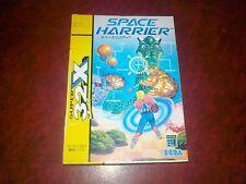 SPACE HARRIER JAP x SEGA 32X MEGADRIVE MD NTSC 32 X Yu suzuki - Vedi foto