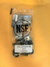 Scientific Lighting Products Citadel 2 Stainless Steel Latches CT2-LATCH8-SS