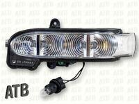 Clignotants LED Dans Extérieur Rétroviseur Gauche pour Mercedes W211 S211