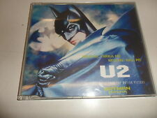 Cd   U2  – Hold Me, Thrill Me, Kiss Me, Kill Me (Original Music From The Motion
