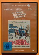 DER GROSSE MINNESOTA ÜBERFALL [ DVD ] DIGITALLY REMASTERED