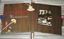 Erasure - LP (VG+) Wonderland - Reunion, Oh L'amour (Synthie-Pop) Mute 1986 GER