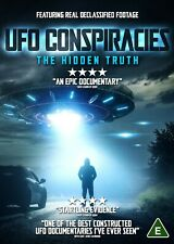 UFO CONSPIRACIES: THE HIDDEN TRUTH (RELEASED 5th OCTOBER) (DVD) (NEW)