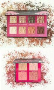 Shaina B. Miami Eye Shadow 8 Shades Palette & Blush & Highlight Palette 4 Shades