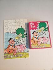 The Great Gazoo Fred Flintstone Mini Jigsaw Puzzle 566 Warren Paper Product