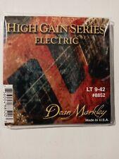 Lot of 2 Dean Markley Electric Guitar Strings Lt9-42 #8852