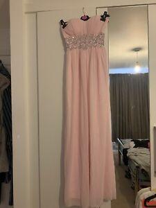 Gorgeous Size 6 Quiz Pink Prom Dress, Evening Dress/cocktail Dress