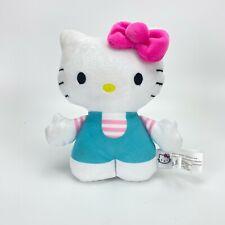 "Hello Kitty 8"" Plush Dog Toy w/ Squeaker New"