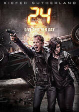 DVD: 24: Live Another Day (Unrated, 2014, 4-Disc Set)