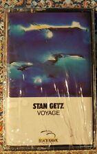 Stan Getz Voyage Cassette New In Plastic