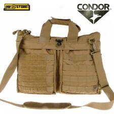 Borsa Aviatore CONDOR Helmet Bag Porta Casco Aviator Cordura 1000D Coyote Tan