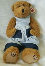 """""""TY"""" Vintage Collectible Jointed Bear """"Carlton"""" style #6064"""