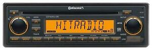 Continental CD7426U-OR 24 Volt CD/MP3-Autoradio mit USB AUX-IN