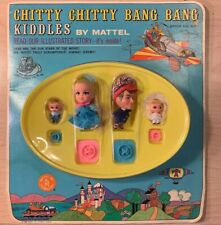 LIDDLE KIDDLES CHITTY CHITTY BANG BANG GANG  UNOPENED - MOC MR POTTS TRULY S J&S