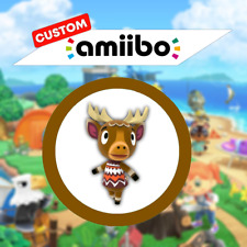 Erik | Animal Crossing Custom NFC Amiibo Card | Nr.334