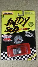 1991 Matchbox ARIE LUYENDYK / Cadilac Pace Car 76th Indy 1/64 Limited Diecast
