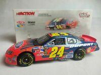 Jeff Gordon 24 2005 MONTE CARLO WIN 1:24 NASCAR RACED VERSION Action NEW FG