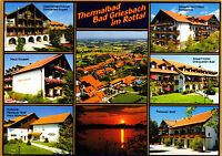 Thermalbad Bad Griesbach im Rottal ,1994 gelaufene AK
