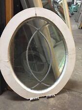 Round Lead Glass Window Porthole Window