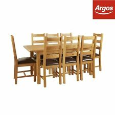 Farmhouse Kitchen More than 8 Pieces Table & Chair Sets