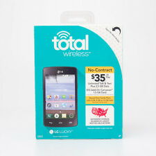Total Wireless LG Lucky Phone