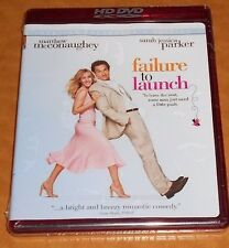 Failure to Launch (HD DVD) NEW! Requires Specific Player Please READ! NOT A DVD!