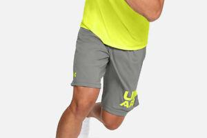 Under Armour Men's UA Tech™ Wordmark Shorts Green Size L item #1351653