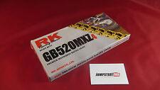 RK Racing Chain GB520 MXZ4 Heavy Duty motocross enduro supermoto gold chain