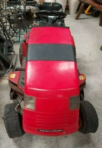 Countax ride on mower Used
