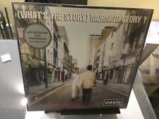 Oasis - (What's The Story) Morning Glory? (25th Anniv Ltd Edition Silver Vinyl