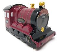 Harry Potter Hogwarts Express Spardose Zug Sparbüchse Keramik Figur Sparschwein