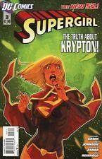 Supergirl #3 Comic Book Superman 2011 News 52 - DC