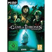 A Game of Thrones: Genesis - PC-Spiel - deutsch - Neu / OVP
