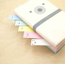 Kawaii!!  Double Side Printing Sticky Memo Pad Post it_Qnimal-it ver.2
