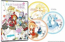 Fantasista Doll Complete Collection DVD (814131016553)