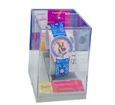 Barbie Doll Avenue watch vtg pink wristwatch NIB box sealed case SII mattel BAR1