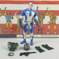 Original 2003 GI JOE DEPTH CHARGE V1 ARAH Complete UNBROKEN figure
