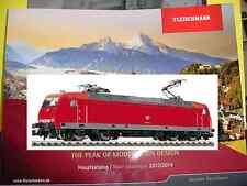 N 1 160 Fleischmann 7322 K DB 145 locomotora Locomotive