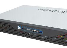 """19"""" Mini Server 1HE kurz - Quad-Core Celeron J3160, 4GB DDR3, mini ITX"""