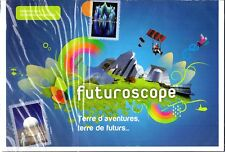 COLLECTOR TIMBRES FUTUROSCOPE 10 TIMBRES AUTOCOLLANTS