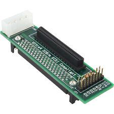 SCSI SCA U320 Adapter 80 Pin female to 68 Pin female