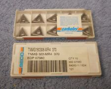 SECO   Carbide Inserts   TNMG 322 -MR4     Grade  370   Pack of 10