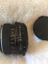 Mamiya Sekor C 80mm F/2.8 Manual Focus Lens for 645 from Japan #71296