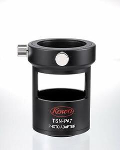 Kowa TSN-PA7 Digiscope Digiscoping Adapter for D-SLR Camera with TSN-770/880 New