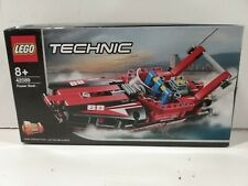 Lego Technic Power Boat Set (42089)