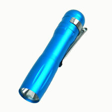 Supper Bright Mini Portable LED Pocket Waterproof Flashlight Torch Lamp Light
